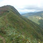 神室連峰 杢蔵山